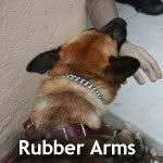 Rubber Arms For Training