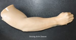 Strong Arm Sleeve (S.A.S.)